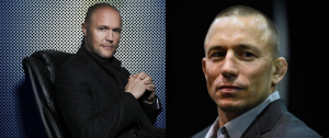 Bjorn Rebey, Georges St. Pierre, major announcement