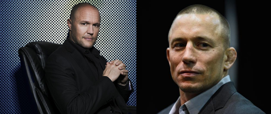 'Industry re-defining' announcement includes GSP, Bjorn Rebney, Tim Kennedy and more
