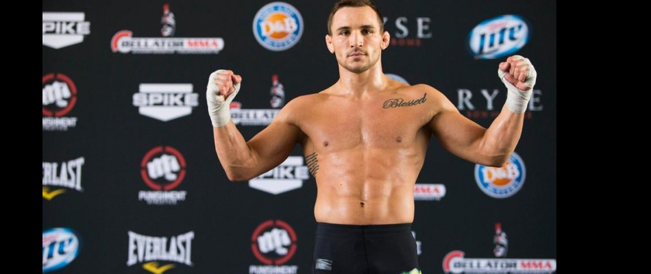 Michael Chandler, Bellator 165 weigh-ins