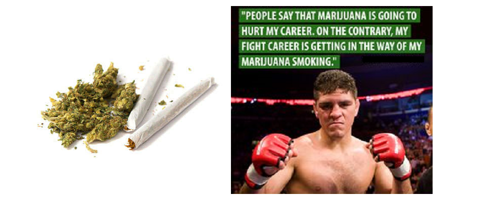 """Dana's Not Here, Man…"" – What legalization of marijuana does to MMA"