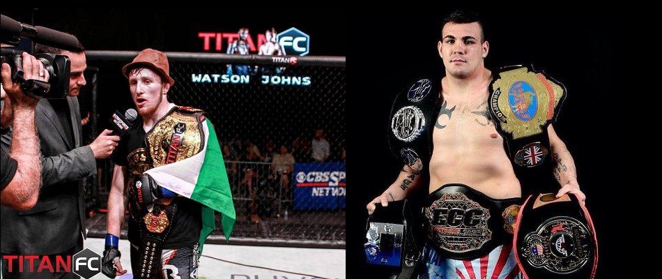 Jack Marshman, Brett Johns first Welsh fighters signed to UFC roster