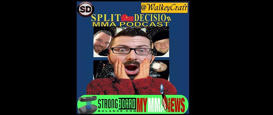Split Decision MMA Podcast: Cormier out of UFC 206, Cerrone trolls