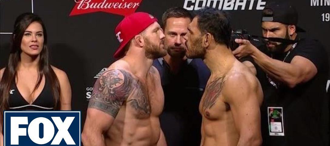 UFC Fight Night 100 Results: Bader vs. Nogueira 2