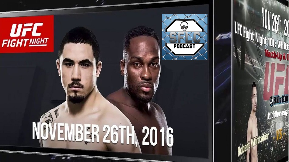 SFLC Podcast – Episode 192: Derek Brunson talks Robert Whittaker fight