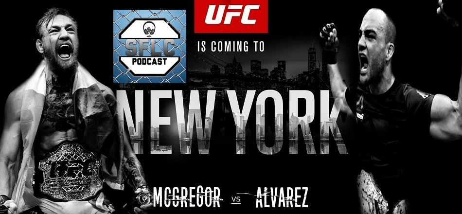 Beat the Fight Guys, UFC 205, SFLC Podcast