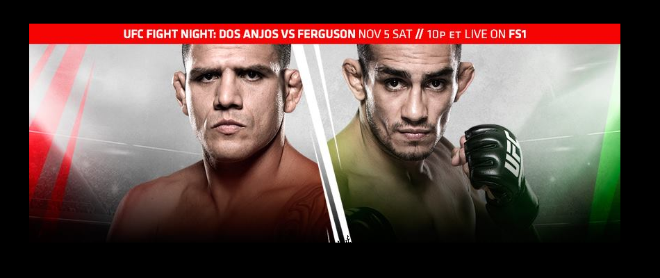 UFC Fight Night 98 results:  Dos Anjos vs. Ferguson