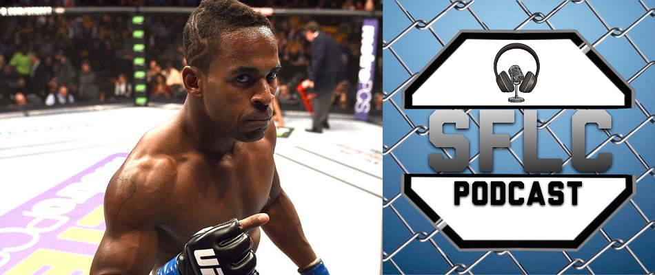 Hottest Free Agent on the MMA Market, Lorenz Larkin opens up