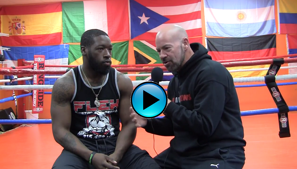 Sharif Jones talks call out of Will Martinez and WCC 145 champ Morales