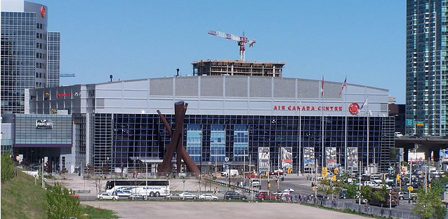 Air Canada Centre – Toronto, Ontario, Canada
