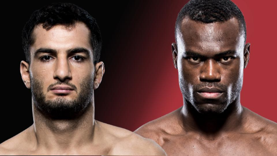 UFC Fight Night 99 results: Uriah Hall vs. Gegard Mousasi 2