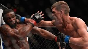 Stephen Wonderboy Thompson vs. Tyron Woodley - UFC 205 - Photo courtesy FOX Sports