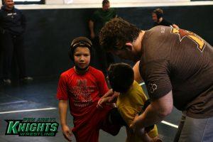 Zach Rey wrestling - Pen Argyl