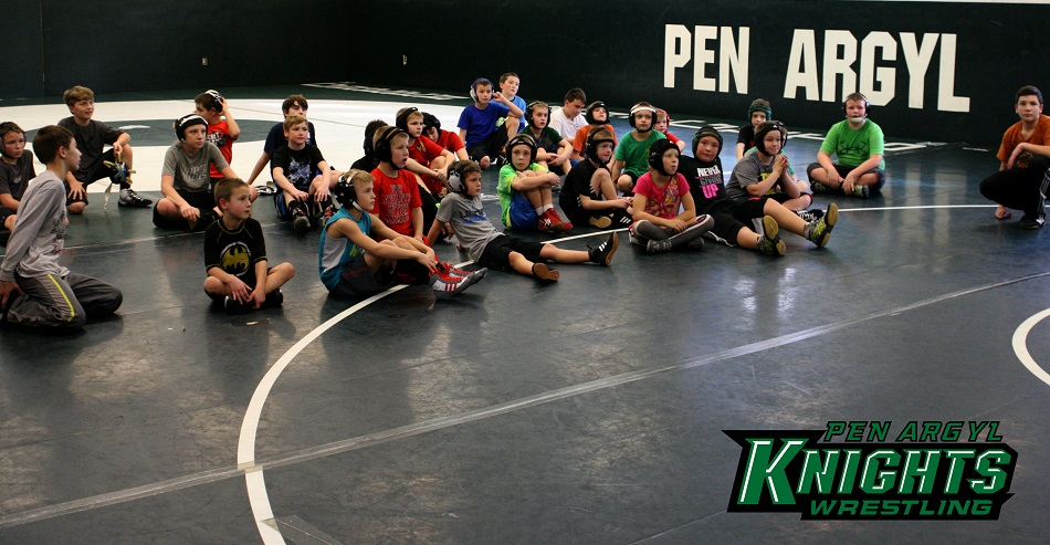 NCAA Champ, Olympic Alternate, Zach Rey wrestles with Green Knights