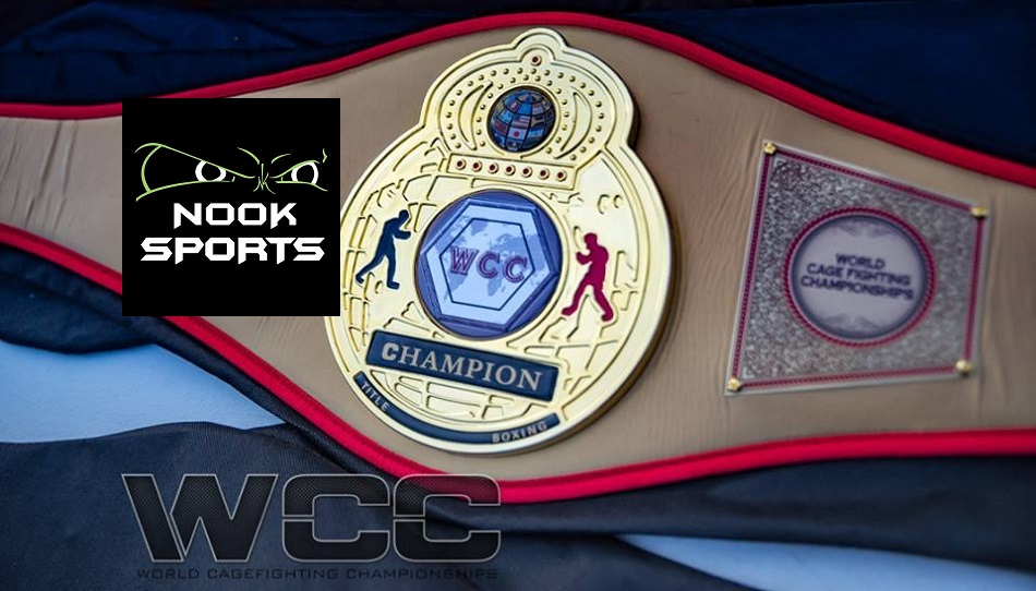 WCC 19 Results from Spooky Nook - Zak Kelly vs. Anthony Tisdale