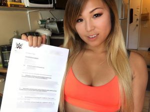 Blackhouse MMA prospect Julie Real signs developmental deal with WWE