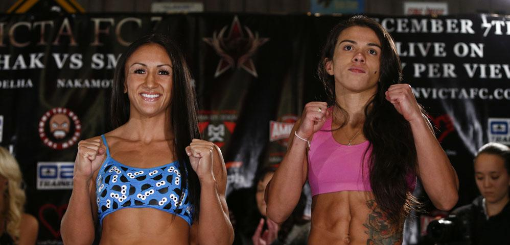 Claudia Gadelha says: Carla Esparza weak fighter who makes excuses