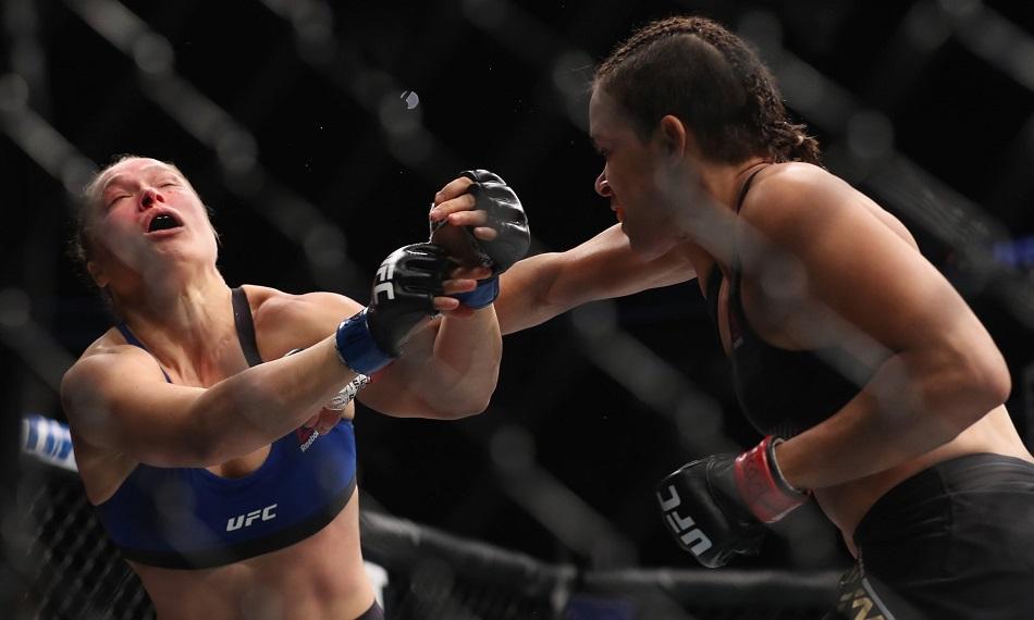 Amanda Nunes TKO's Ronda Rousey, Cody Garbrandt defeats Dominick Cruz