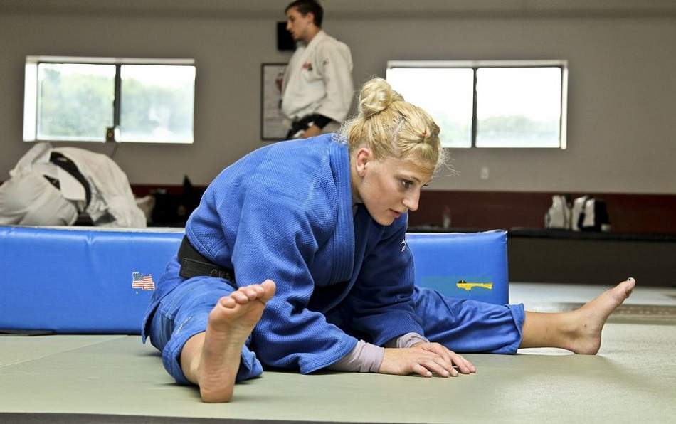 Kayla Harrison: 'Anything Ronda Rousey Can Do, I Can Do Better'