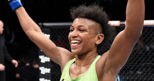 After 4-fight win streak, Invicta FC champ Angela Hill returns to UFC