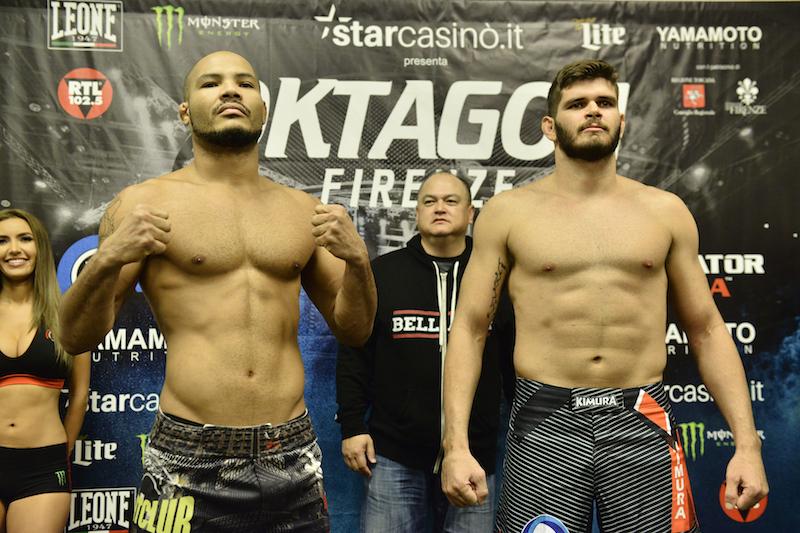 Light Heavyweight Feature Fight: Kleber Raimundo Silva (205.9) vs. Philipe Lins (205.8)