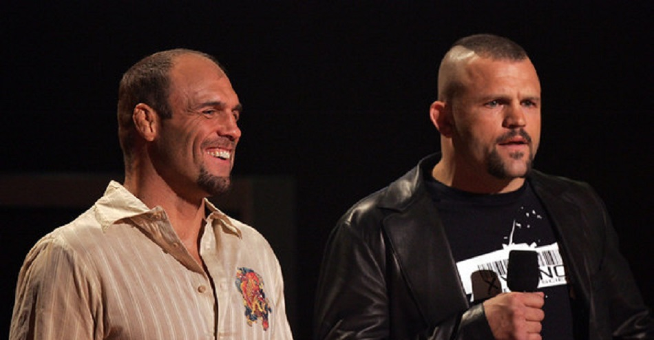 WATCH:  Randy Couture, Chuck Liddell Q&A 3 pm – WSOF 34 weigh-ins 4pm