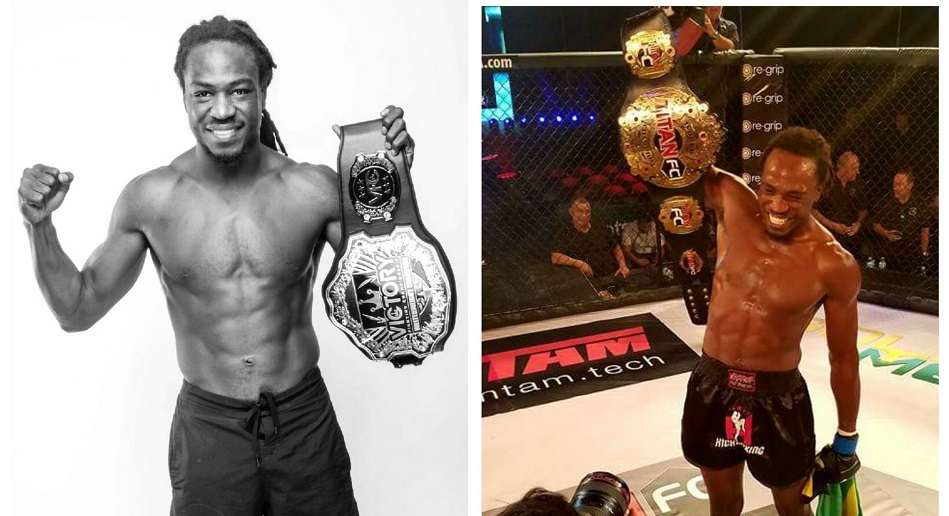 Jason Jackson - Victory FC, Titan FC welterweight champion