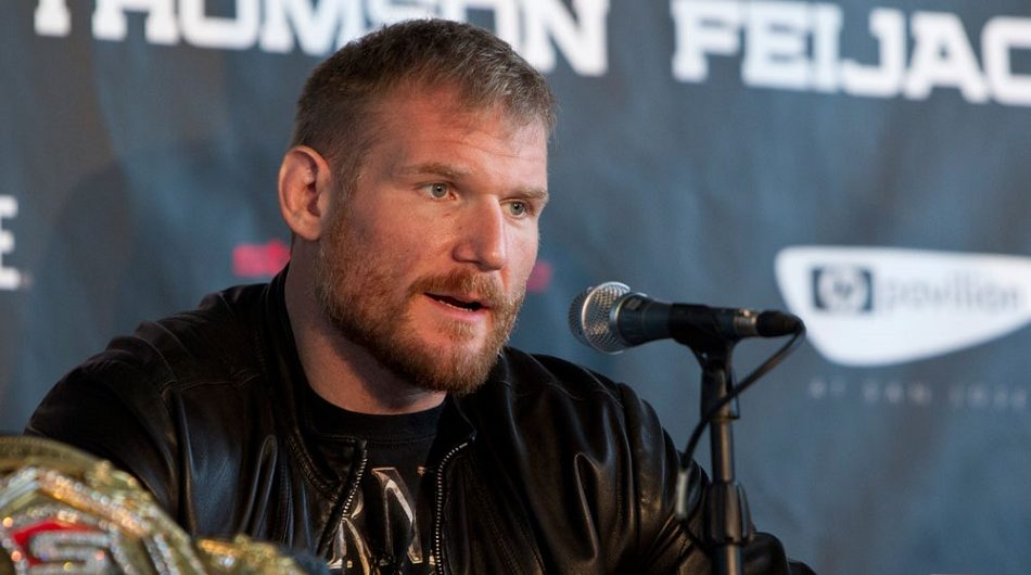 UFC Heavyweight Josh Barnett negotiating UFC release over distrust with USADA