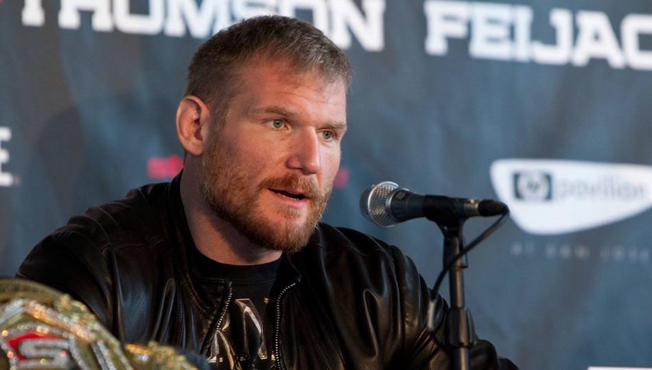Former UFC heavyweight champ Josh Barnett flagged for anti-doping violation