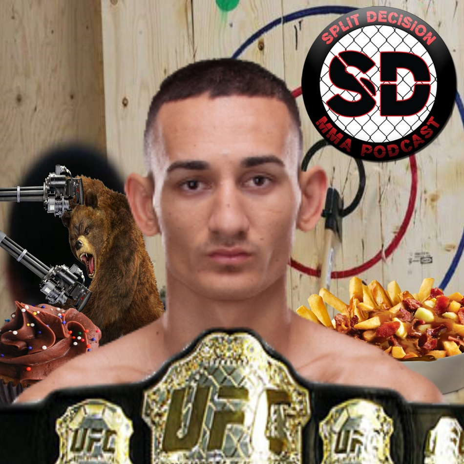 Max Holloway talks UFC 206 with Split Decision MMA Podcast
