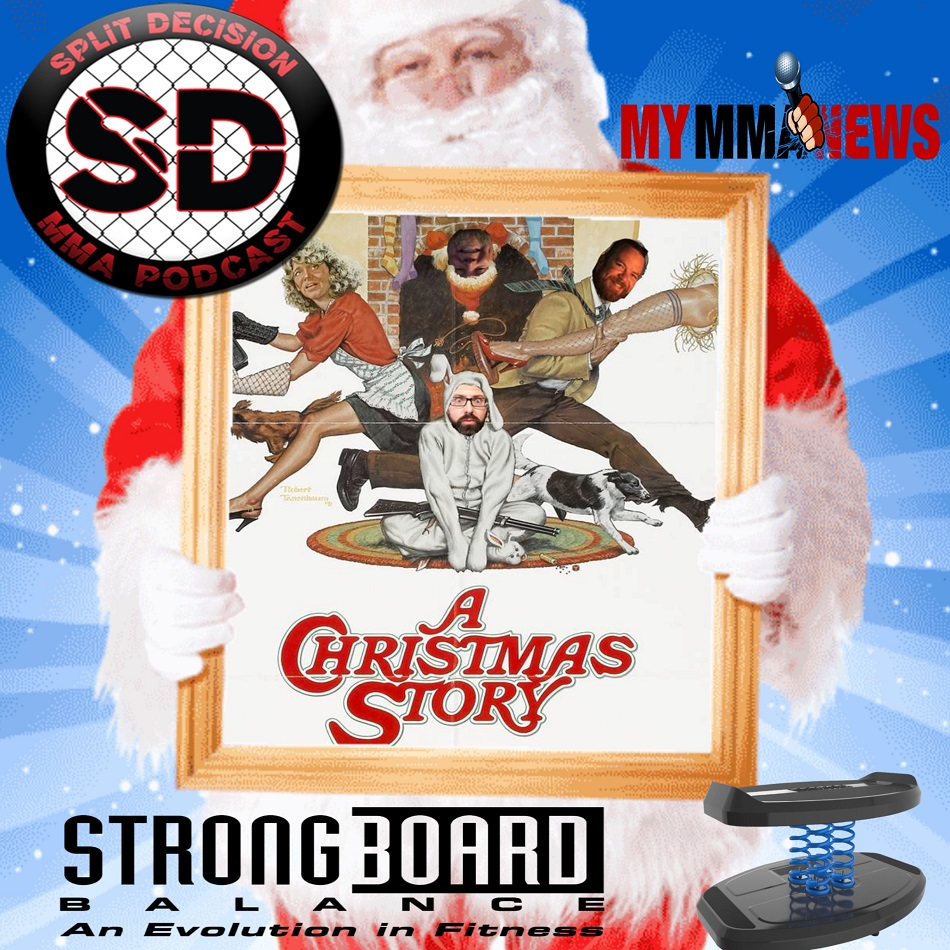 Split Decision MMA - Merry Christmas, Cyborg, Hunt, Invicta, more - WATCH