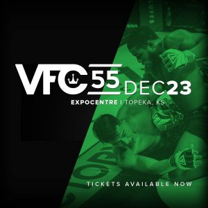 Victory Fighting Championship announces lineup for VFC 55 in Topeka, KS