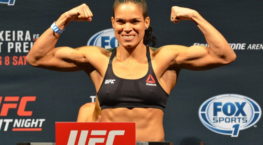 UFC 207 weigh-in results – Ronda Rousey vs. Amanda Nunes