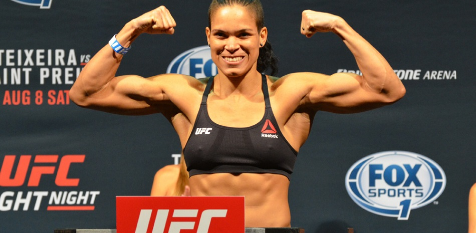 UFC 207 weigh-in results - Ronda Rousey vs. Amanda Nunes