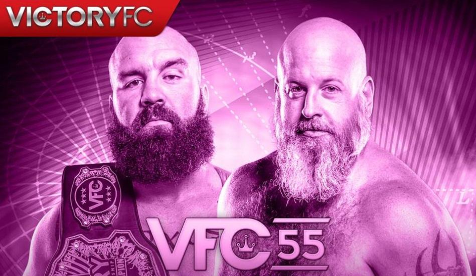 Battle of the Beards – VFC 55 – Derek Bohi vs Daniel Gallemore