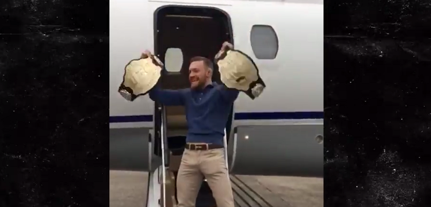 Conor McGregor Makes TIME's 100 Influential People List, write up by Arnold Schwarzenegger