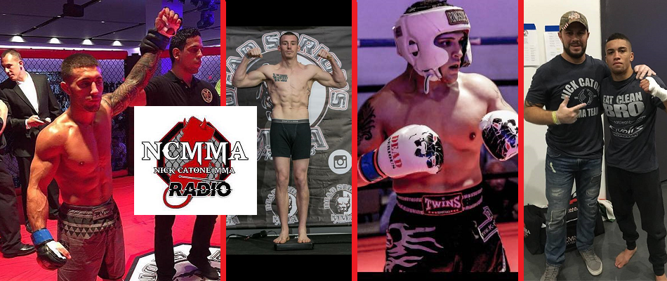 Dead Serious MMA 23 stars talk with Nick Catone MMA Radio