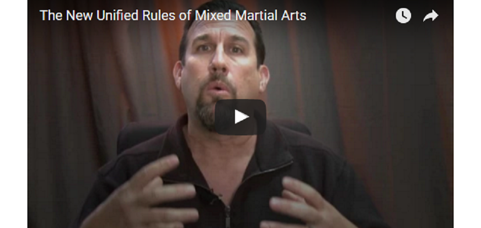 'Big' John McCarthy explains new unified rules of mixed martial arts