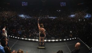 Is MMA becoming the world's number 1 combat sport?