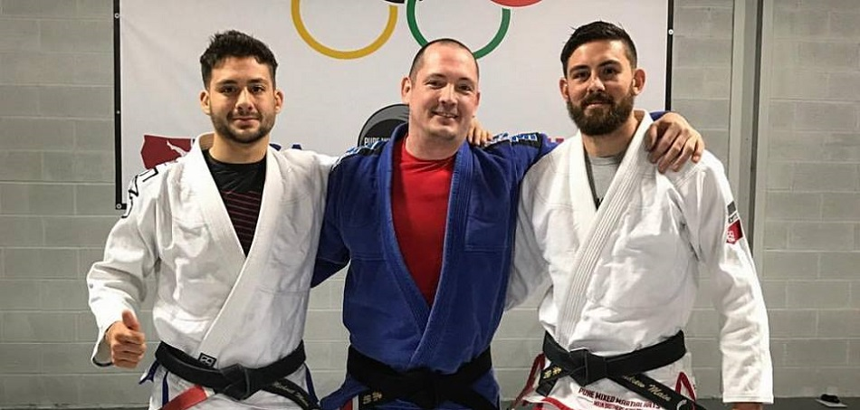 Pure MMA promotes first Brazilian Jiu-Jitsu Black Belt