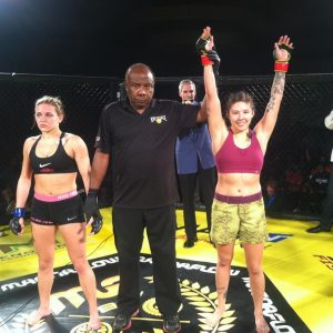 Tiffany Masters of UMA Ready to Step in at Invicta FC 21