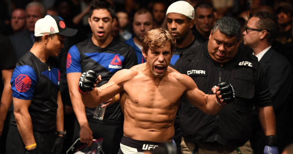 'The California Kid' Urijah Faber retires with win in hometown of Sacramento