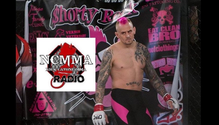 "Sean ""Shorty Rock"" Santella – ""I want to beat all of the flyweight contenders/champions"""