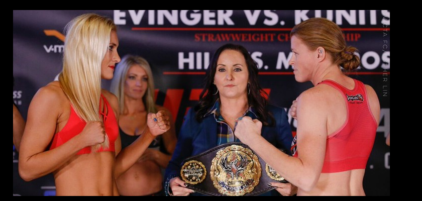 Invicta FC 22 Weigh-in Results and Official Weigh-in Video
