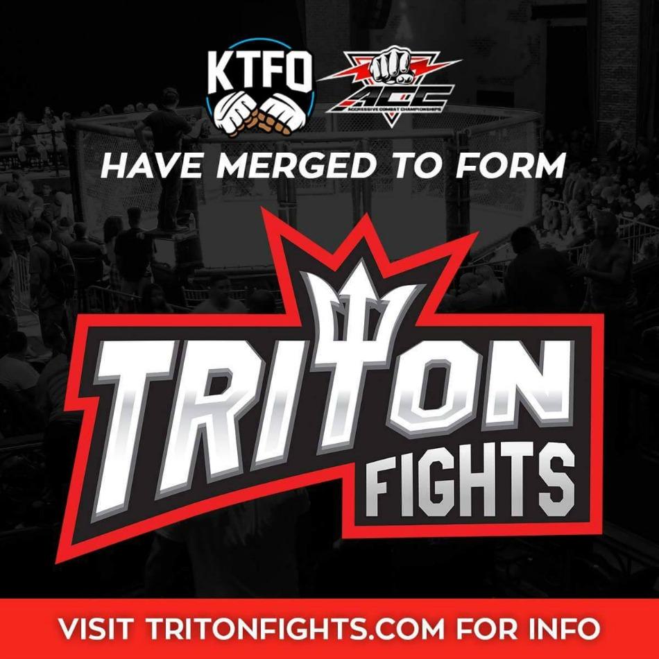 Breaking News: Aggressive Combat Championship, KTFO, merge, Triton Fights born