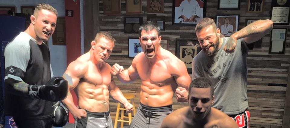 Aaron Meisner opens Royal StriKing, brings vision of MMA Muay Thai to the room