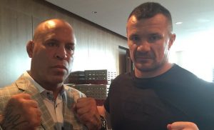 "Wanderlei Silva withdraws from Rizin FF fight, CroCop calls him ""Chicken"""