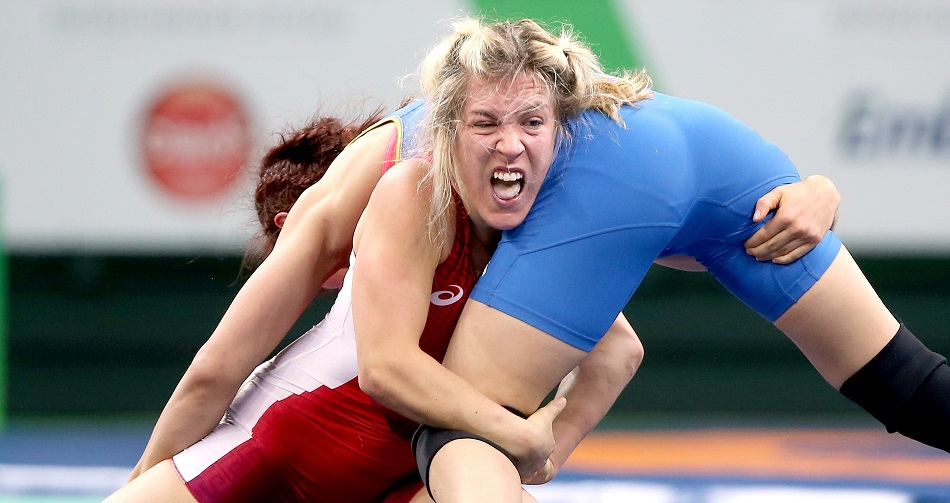 On the rise: 11,000 girls competing in high school wrestling programs