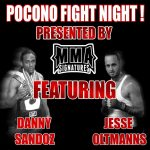 Pocono Fight Night, Boxing, Stroudsburg, PA