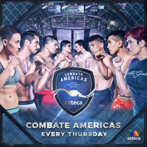 Combate Americas to make Mexico debut on UFC Fight Pass, Jan. 19