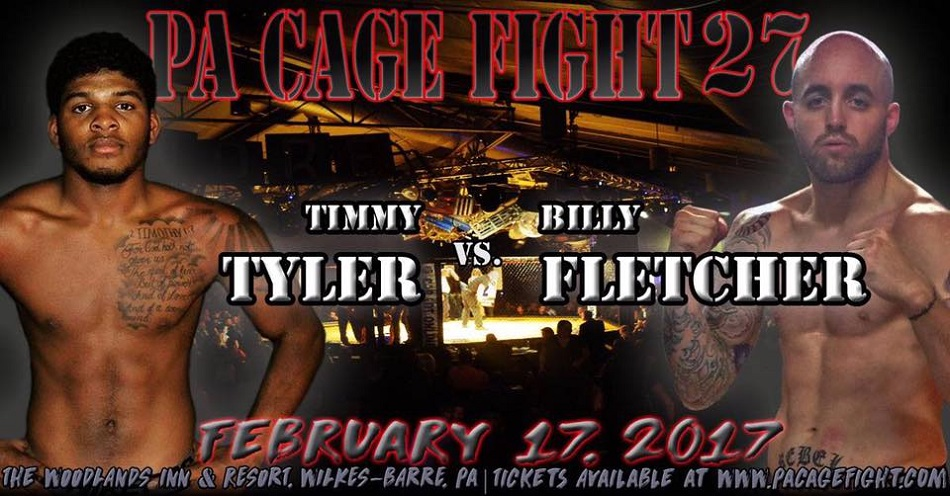 Timmy Tyler set to rematch Billy Fletcher in grudge match